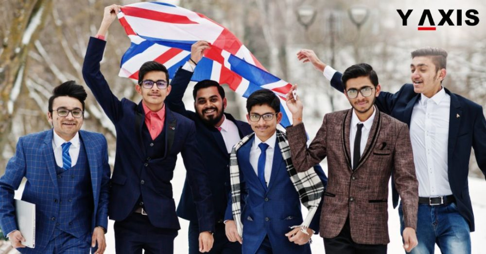 Indian Students in UK