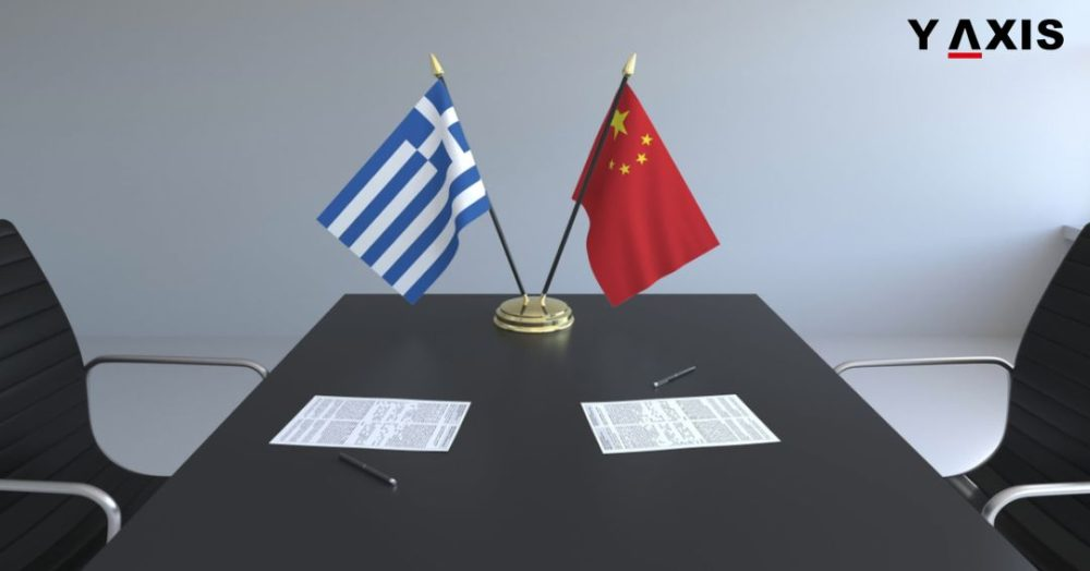 Greece Golden Visa to China