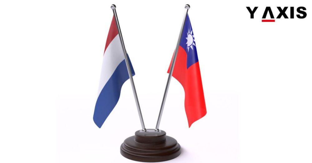 Netherland and Taiwan