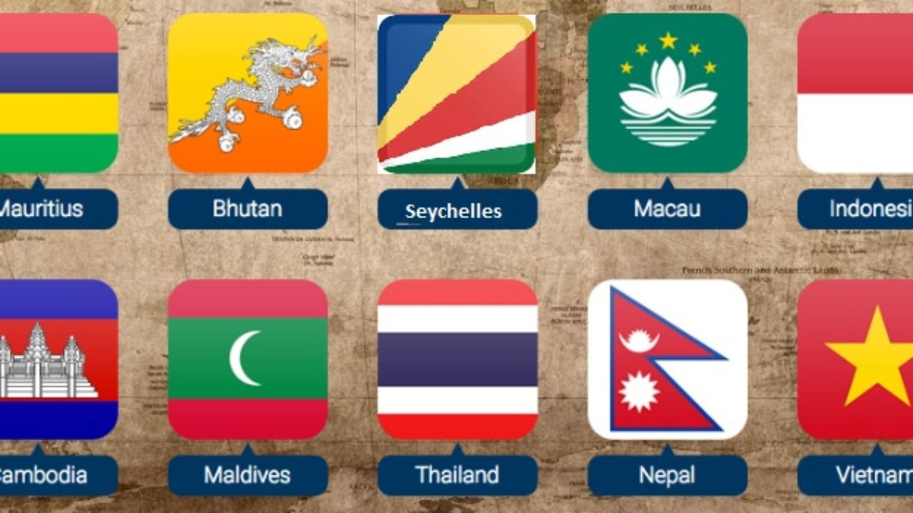 You can travel visa-free to these 58 countries on an Indian passport