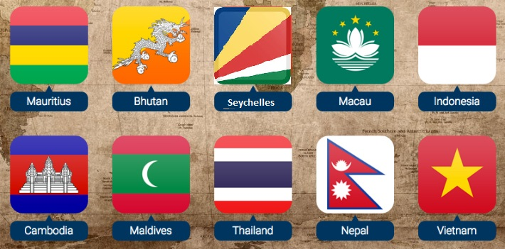 You Can Travel Visa Free To These 58 Countries On An Indian Passport
