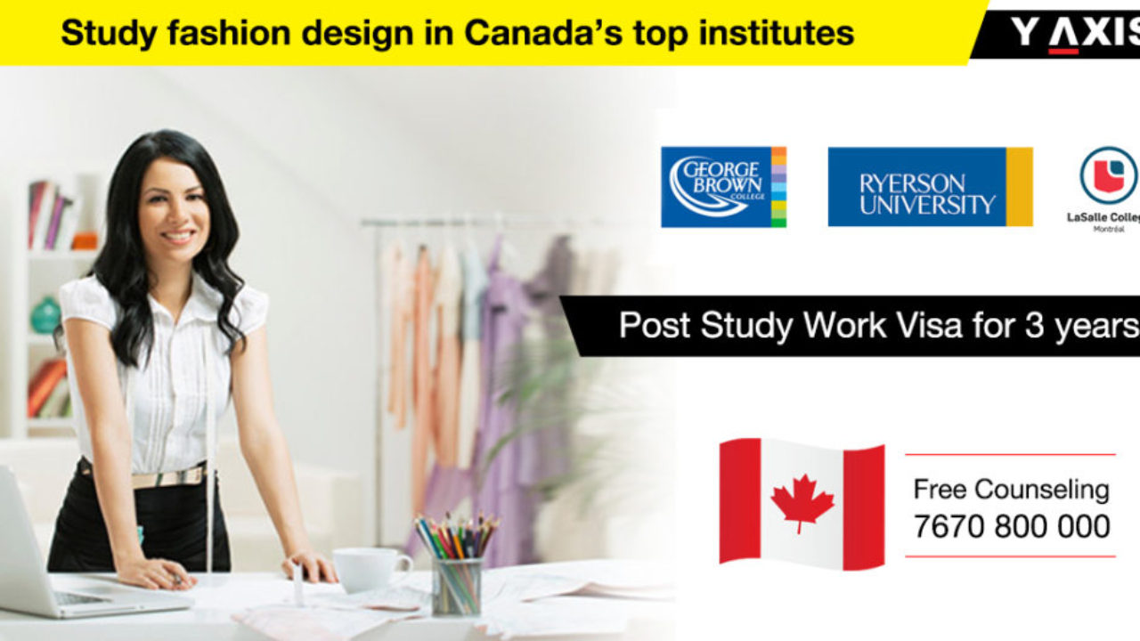 Top 5 Institutes In Canada To Study Fashion Design