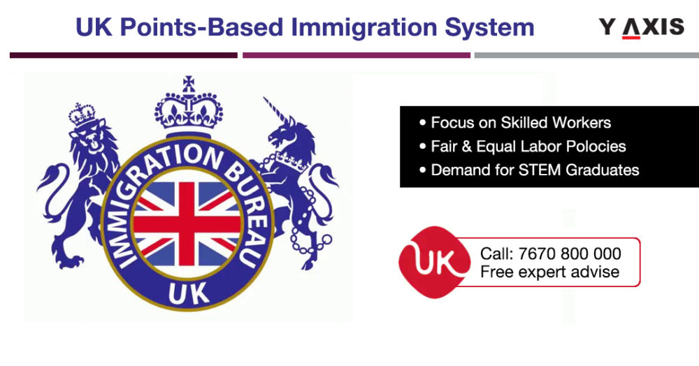 UK to implement points-based immigration system by end of the year