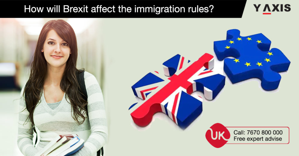How will Brexit affect the immigration rules
