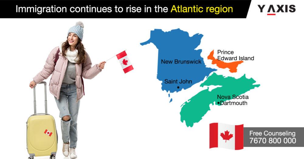 Atlantic region of canada
