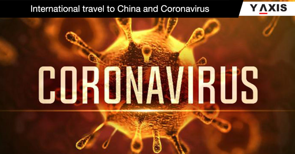 International travel to China and Coronavirus