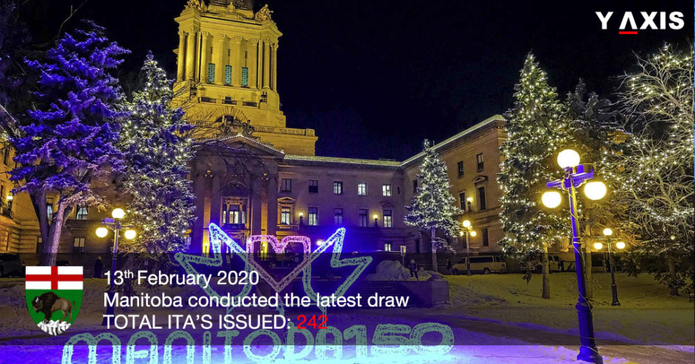Manitoba Latest Draw