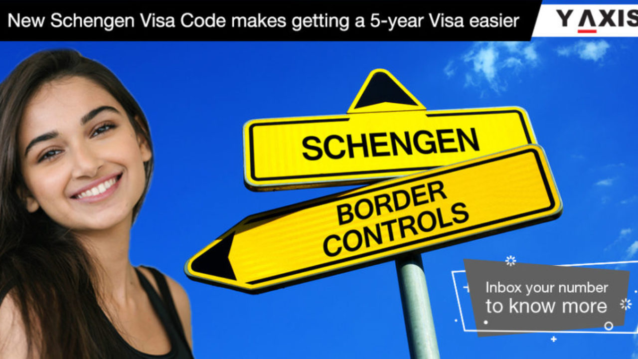New Schengen Visa Code Makes Getting A 5 Year Visa Easier