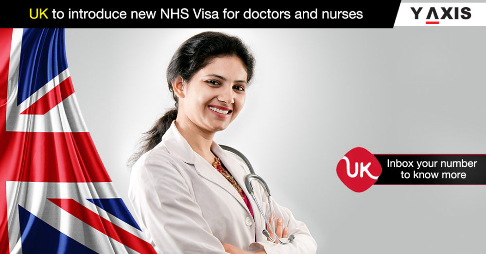 UK to introduce new NHS Visa for doctors and nurses