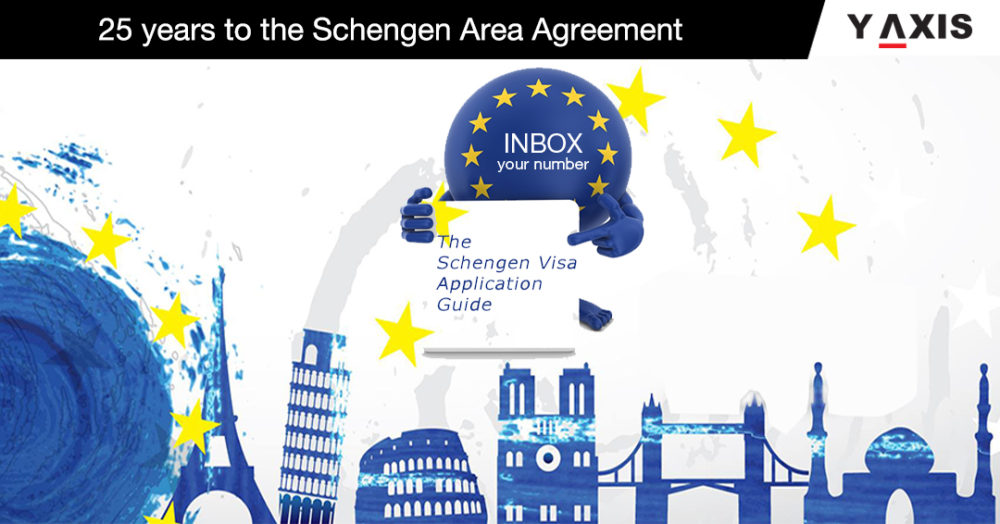 25 years to the Schengen Area Agreement
