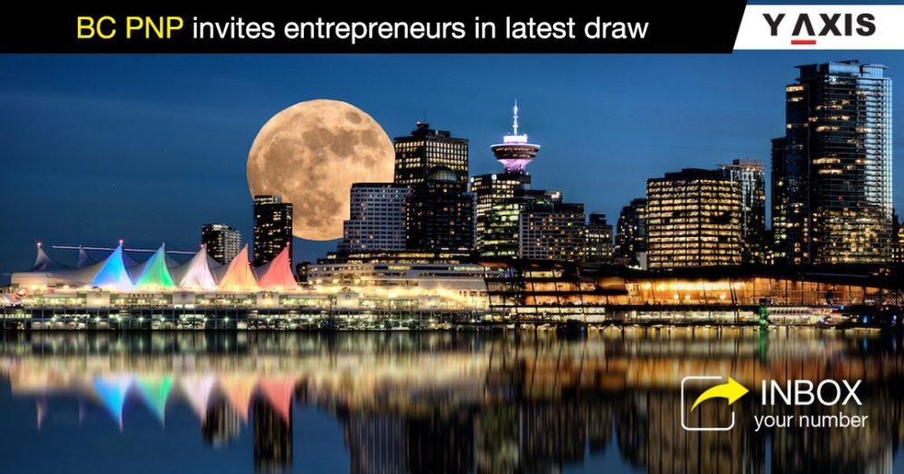 BC PNP invites 18 entrepreneurs in latest draw