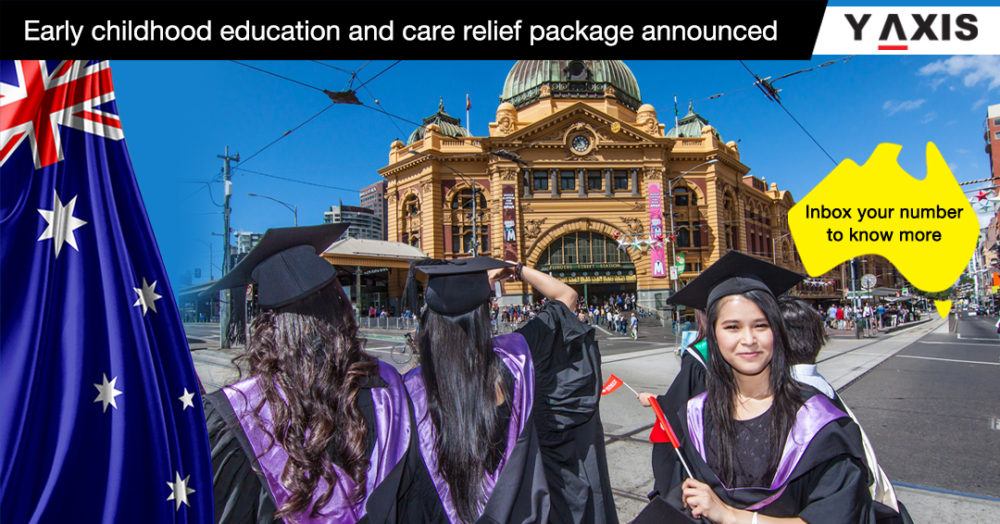 Early childhood education and care relief package announced