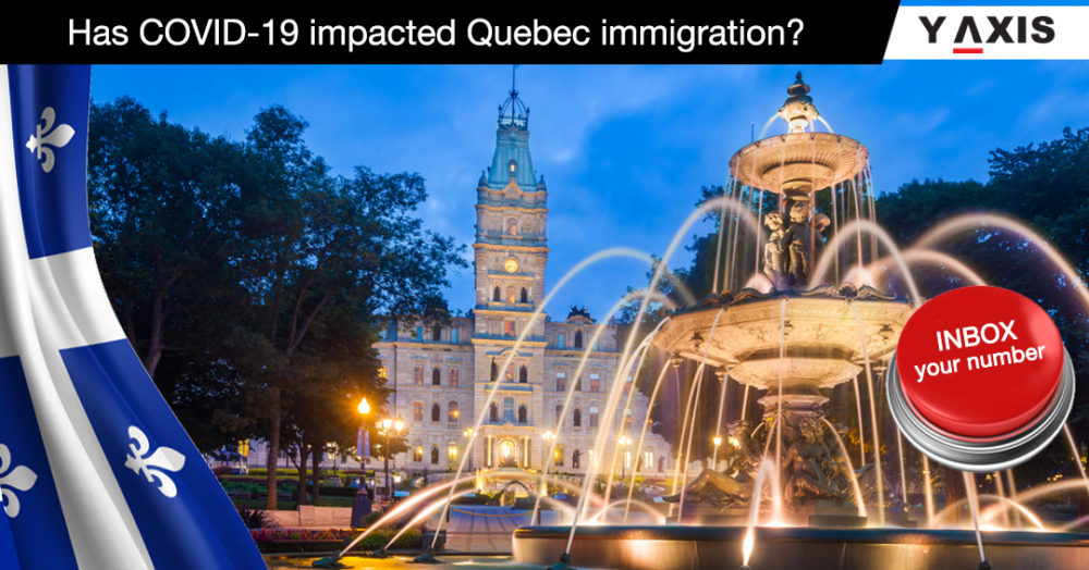 Has COVID-19 impacted Quebec immigration