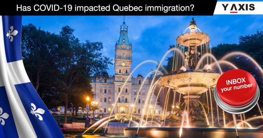 Has COVID-19 impacted Quebec immigration