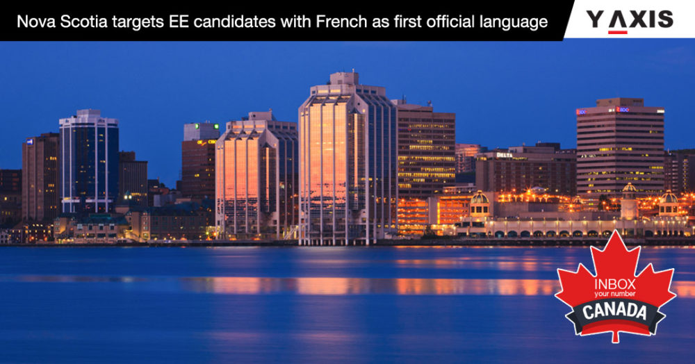 Nova Scotia targets EE candidates with French as first official language