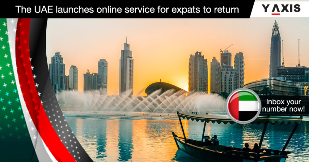 The UAE launches online service for expats to return