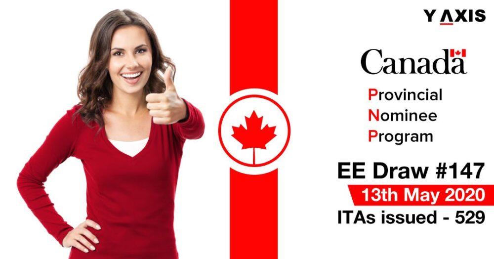 Canada EE Draw