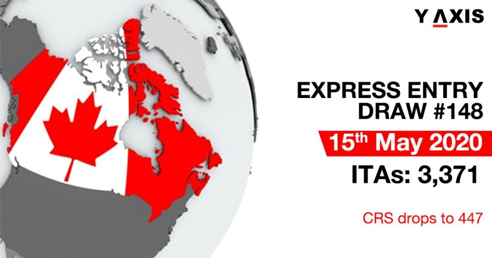 Canada Express Entry Draw #148