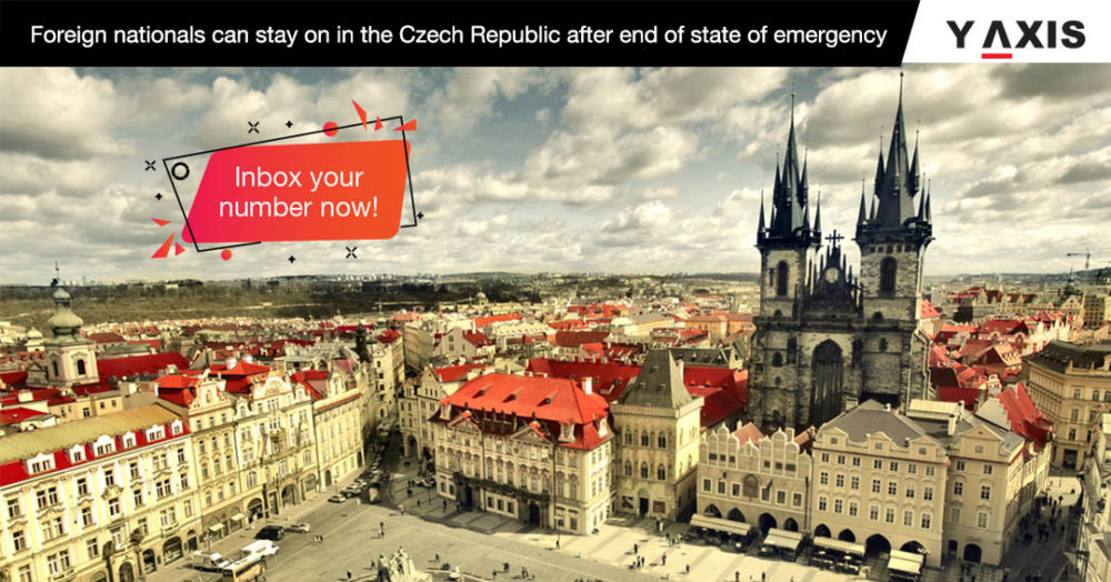 Stay on in Czech Republic