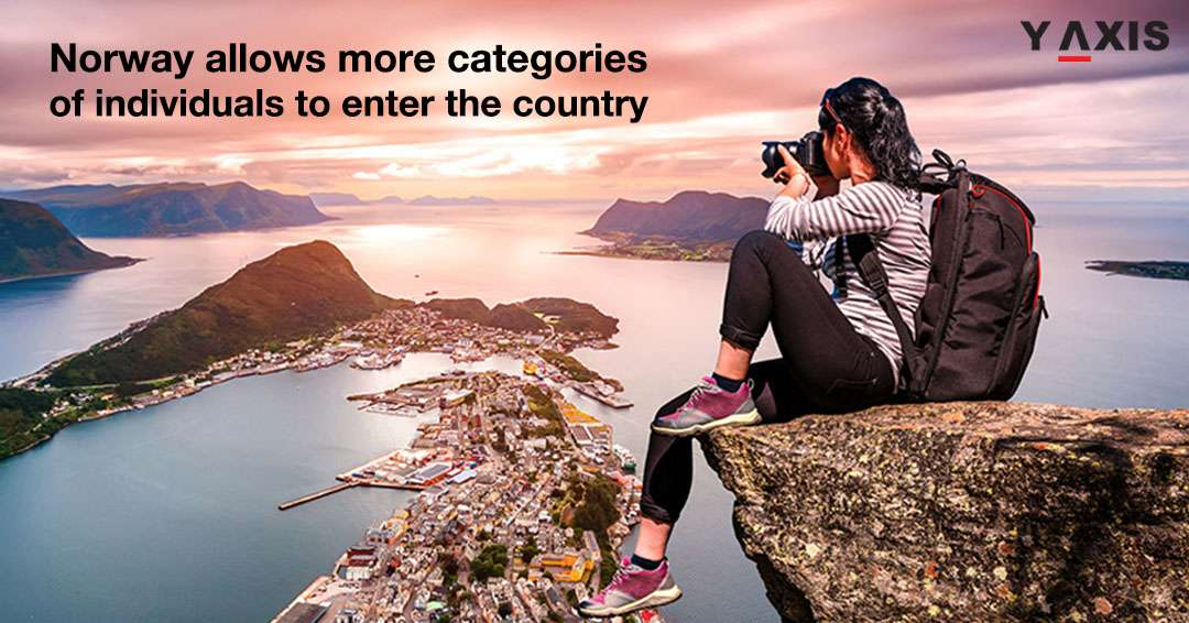 Norway allows more categories of individuals to enter the country