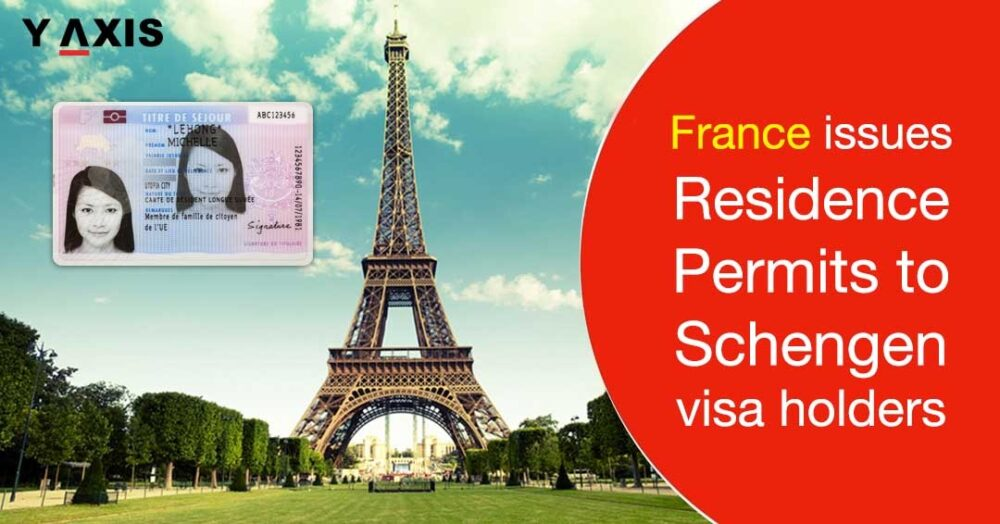 France Provisional Residence Permits
