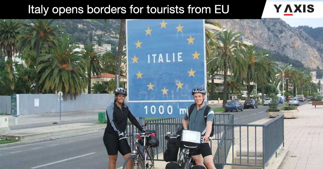 Italy Tourist Visa from India