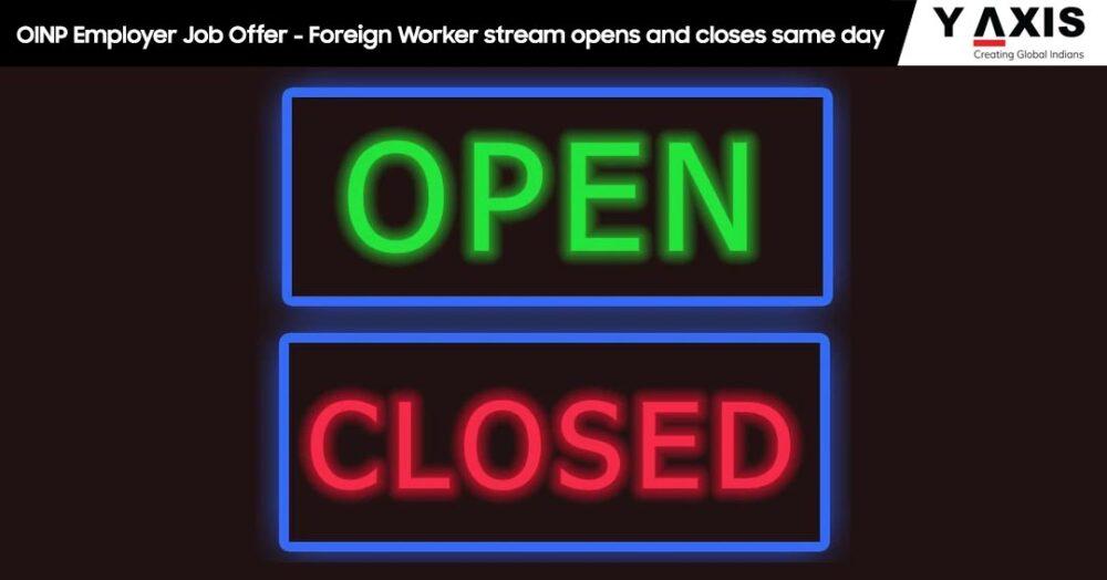 تيار العمال الأجانب