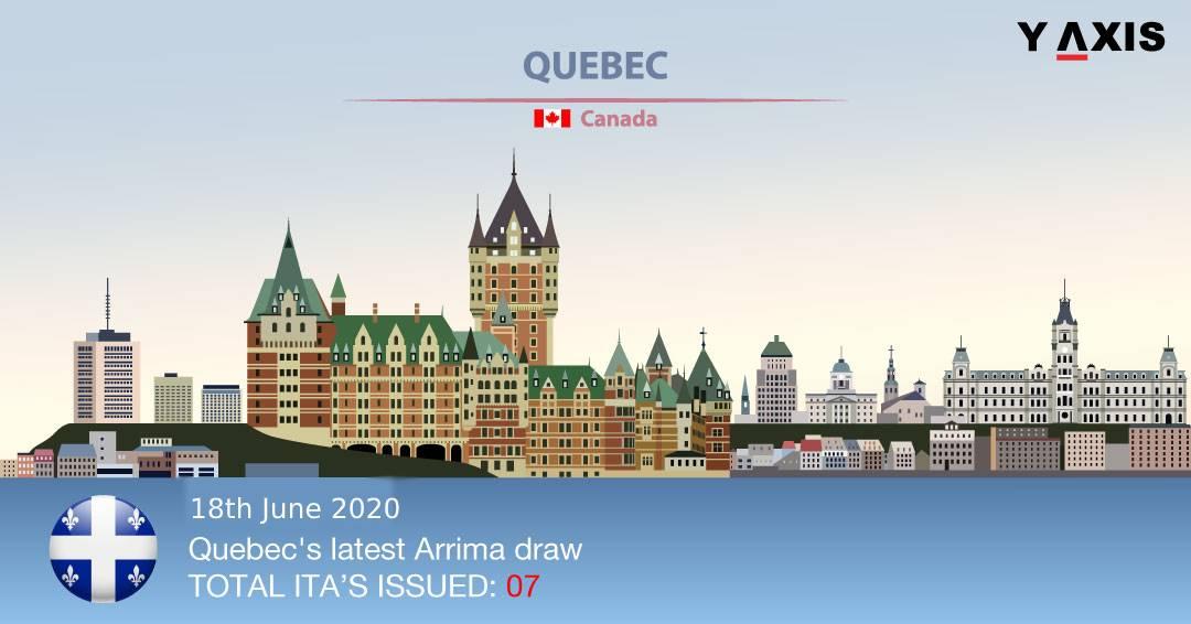 Quebec - Arrima Draw - June 18