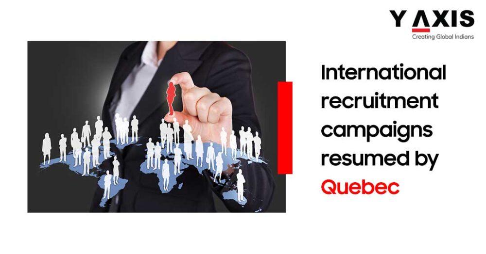 Work in Quebec