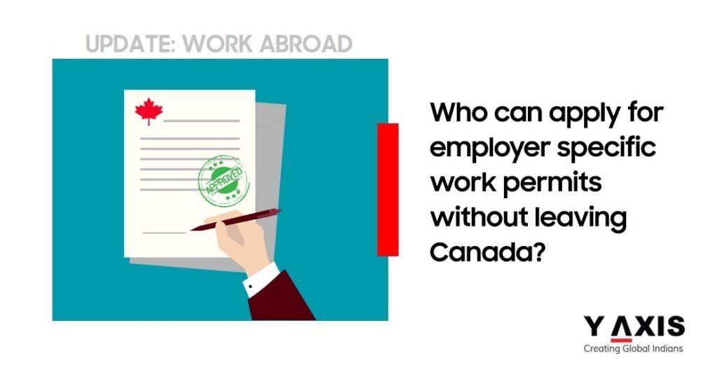 Apply for a Canadian work permit visa