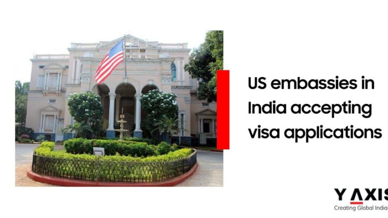 Us Embassies In India Accepting Certain Visa Applications