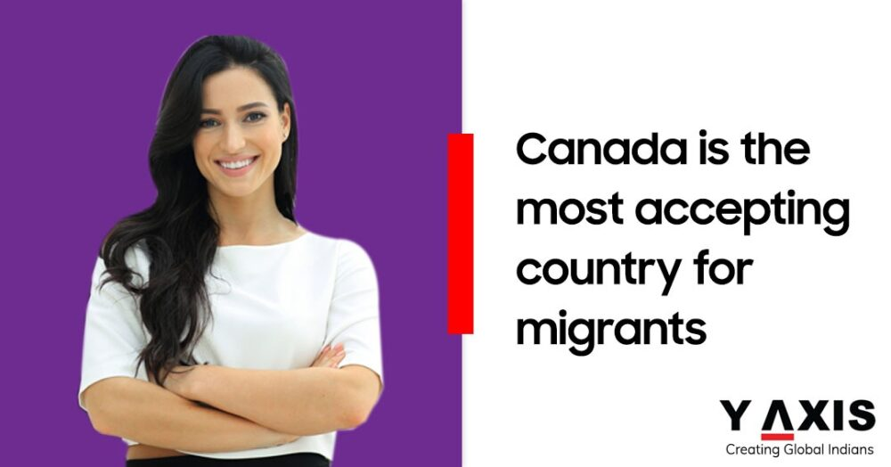Top 10 most-accepting countries for migrants