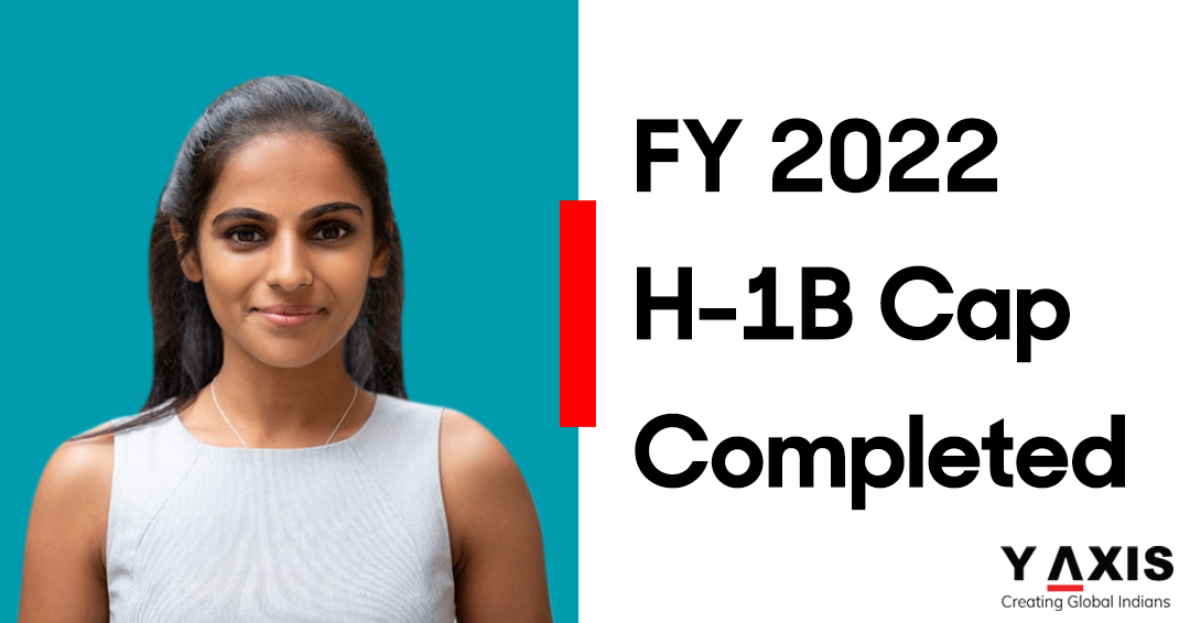 FY 2022 H-1B Cap Completed