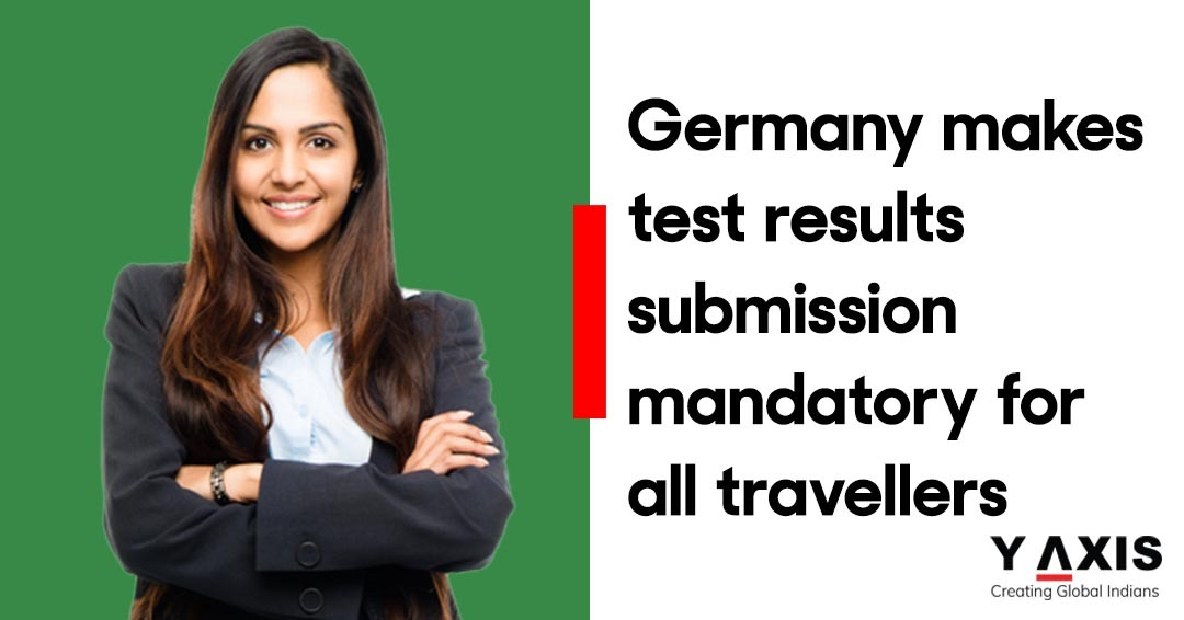 New testing obligation for entering Germany by plane