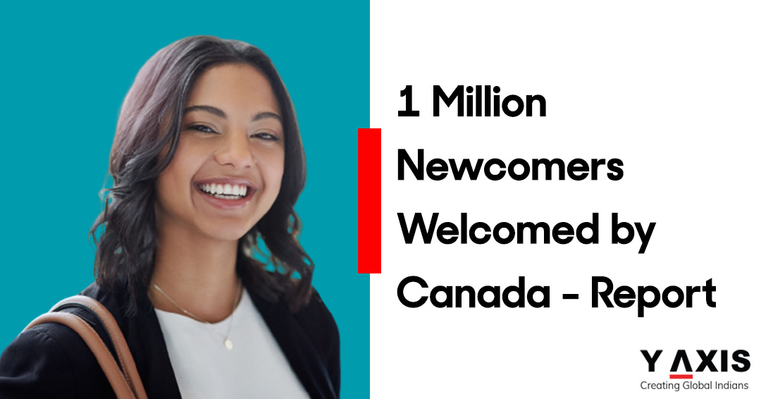 1 Million Newcomers Welcomed by Canada - Report