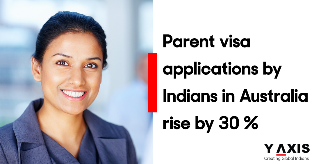 Parent visa applications by Indians in Australia rise by 30%