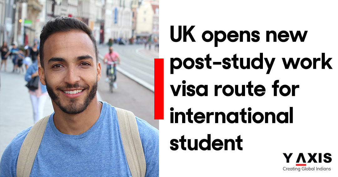 UK opens new post-study work visa route for international student
