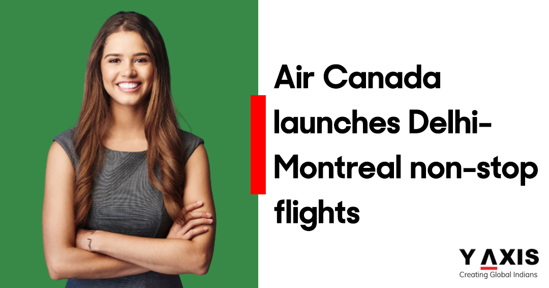 Non-stop flights to Canada