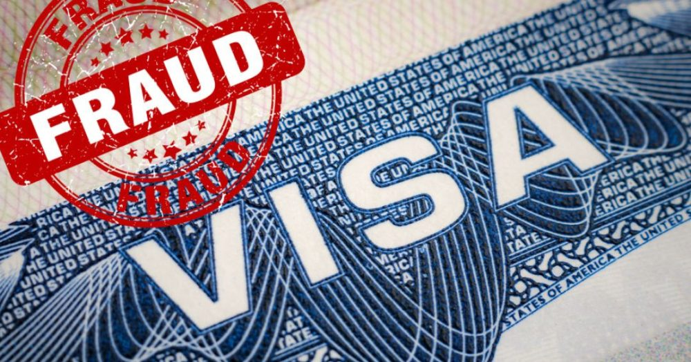 visa fraud