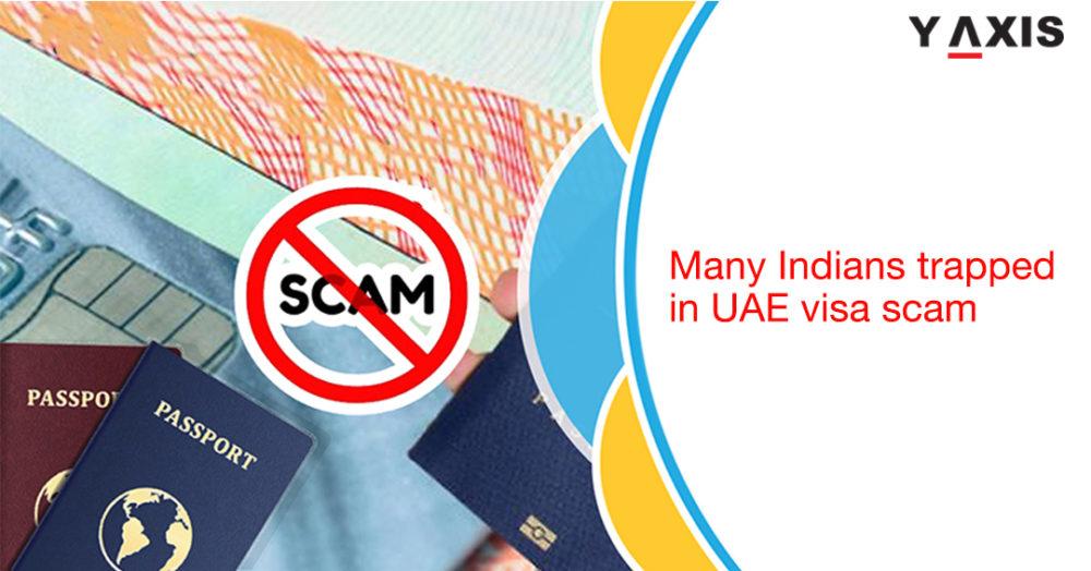 UAE Visa Scam