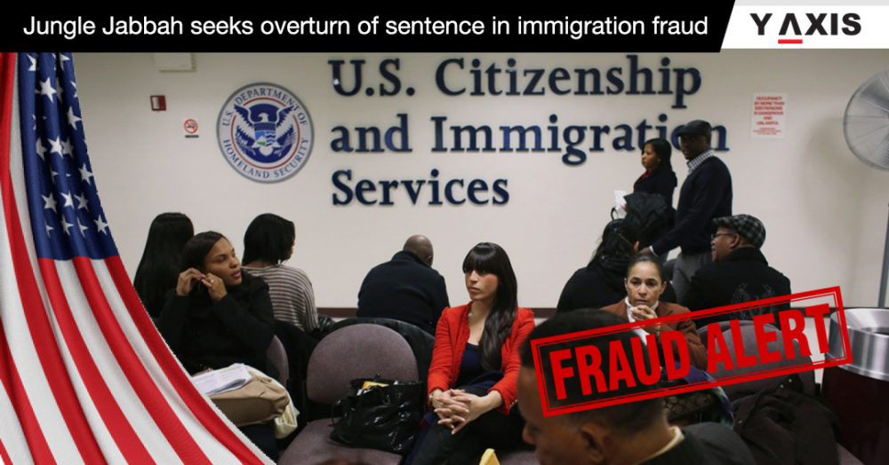 Jungle Jabbah seeks overturn of sentence in immigration fraud