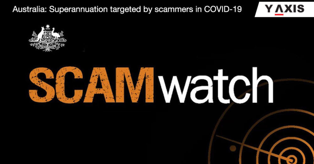Australia Supernannuation targeted by scammers in COVID-19