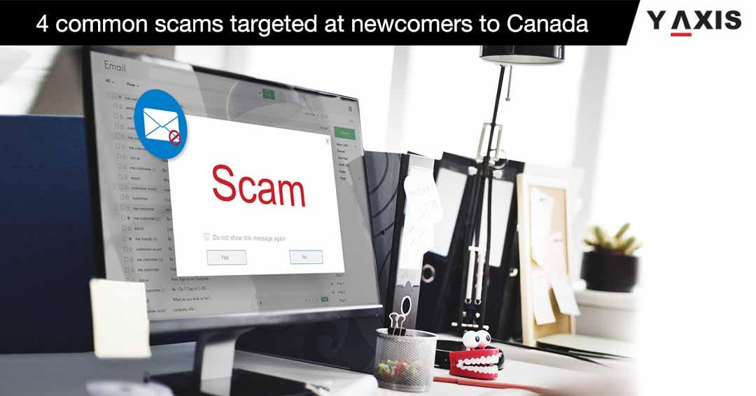 Canada Visa Scam
