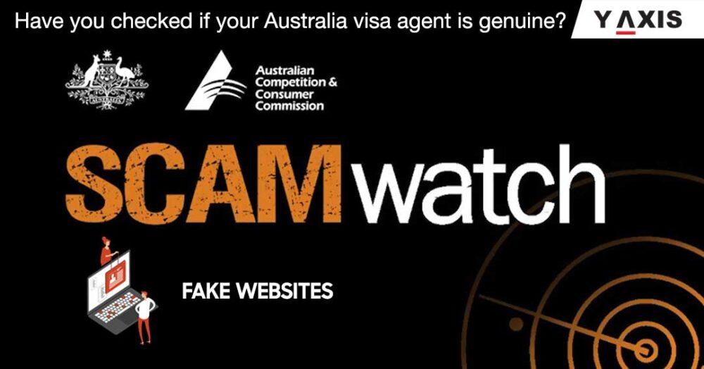 Australia visa scam news