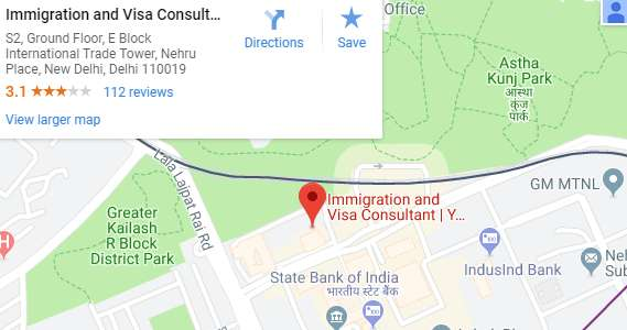 Best Immigration and Visa Consultants in Delhi | Y-Axis ✅